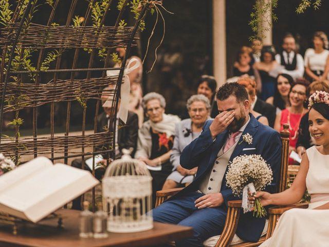 La boda de Óscar y Amina en Chantada (Casco Urbano), Lugo 43
