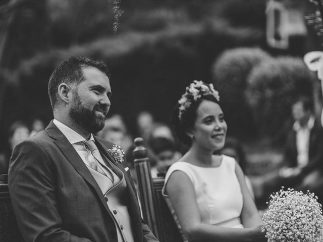 La boda de Óscar y Amina en Chantada (Casco Urbano), Lugo 45