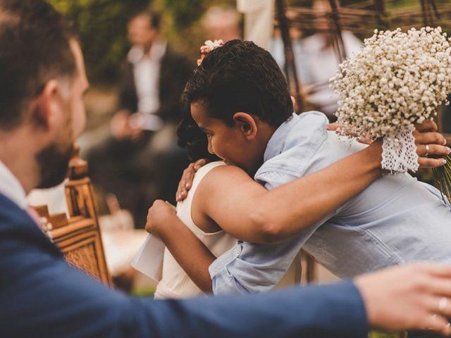 La boda de Óscar y Amina en Chantada (Casco Urbano), Lugo 46