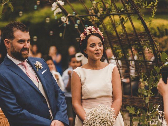 La boda de Óscar y Amina en Chantada (Casco Urbano), Lugo 50