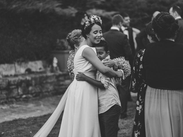 La boda de Óscar y Amina en Chantada (Casco Urbano), Lugo 55