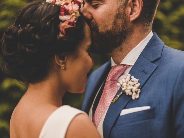 La boda de Óscar y Amina en Chantada (Casco Urbano), Lugo 57
