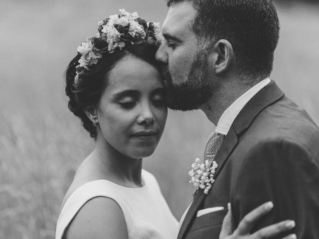 La boda de Óscar y Amina en Chantada (Casco Urbano), Lugo 63