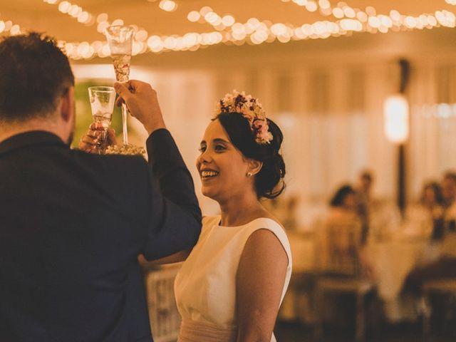 La boda de Óscar y Amina en Chantada (Casco Urbano), Lugo 71