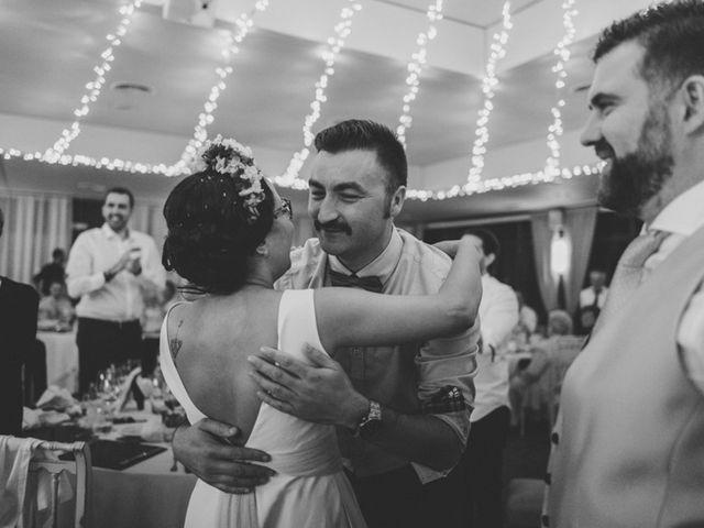 La boda de Óscar y Amina en Chantada (Casco Urbano), Lugo 72