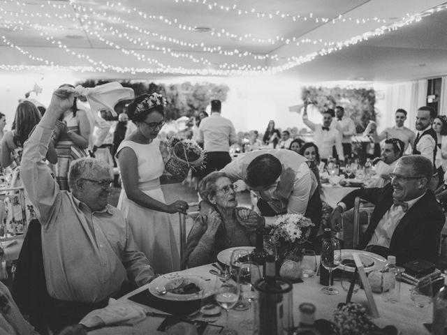 La boda de Óscar y Amina en Chantada (Casco Urbano), Lugo 73