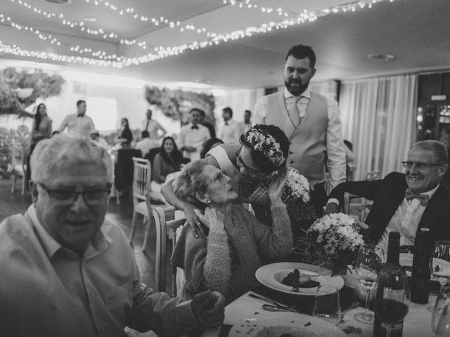 La boda de Óscar y Amina en Chantada (Casco Urbano), Lugo 74