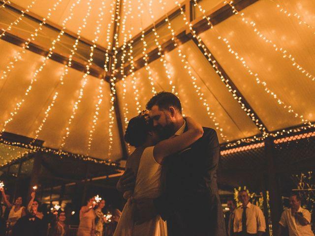 La boda de Óscar y Amina en Chantada (Casco Urbano), Lugo 77