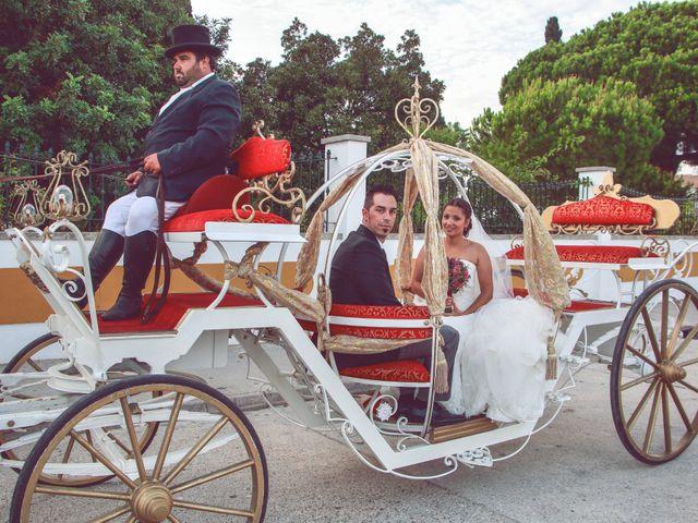 La boda de Victor y Sara en Chiclana De La Frontera, Cádiz 5