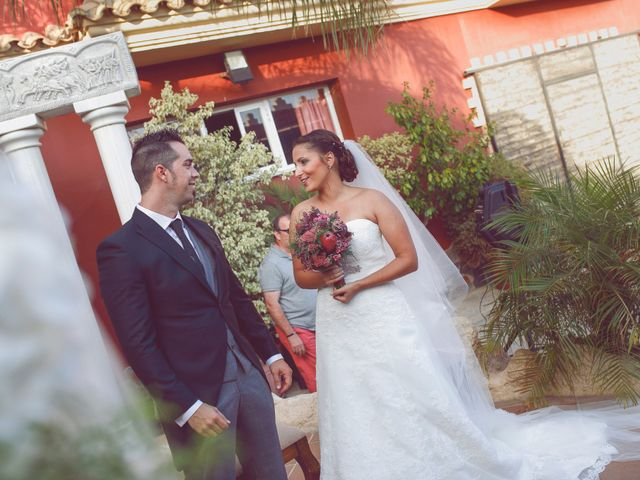 La boda de Sara y Victor