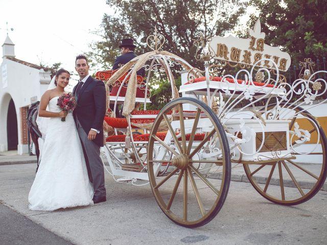 La boda de Victor y Sara en Chiclana De La Frontera, Cádiz 9