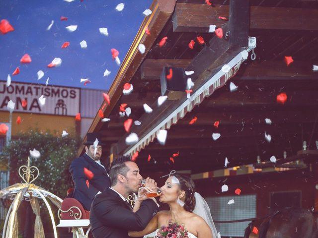 La boda de Victor y Sara en Chiclana De La Frontera, Cádiz 1