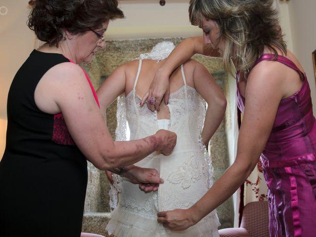 La boda de Toni y Eva en Leiro (Capital), Orense 4