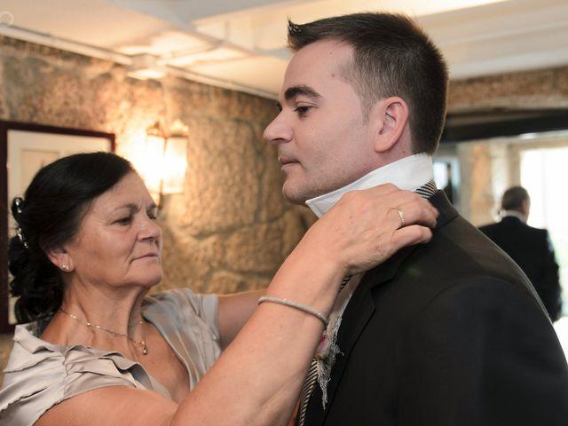 La boda de Toni y Eva en Leiro (Capital), Orense 9