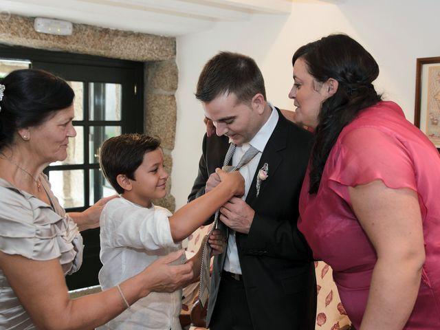 La boda de Toni y Eva en Leiro (Capital), Orense 10