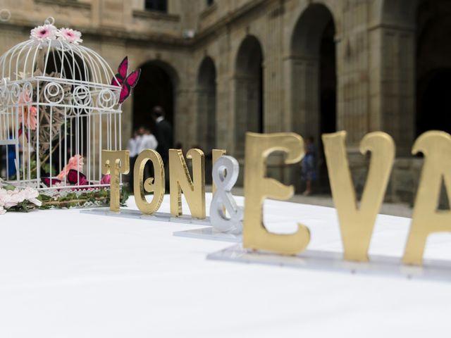 La boda de Toni y Eva en Leiro (Capital), Orense 11