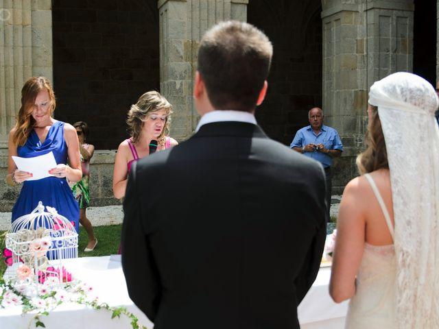 La boda de Toni y Eva en Leiro (Capital), Orense 13