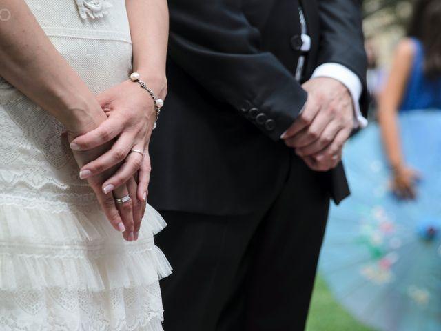 La boda de Toni y Eva en Leiro (Capital), Orense 16