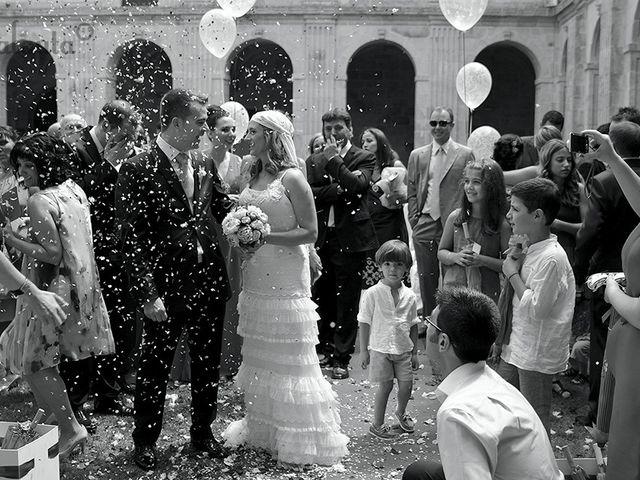 La boda de Toni y Eva en Leiro (Capital), Orense 18