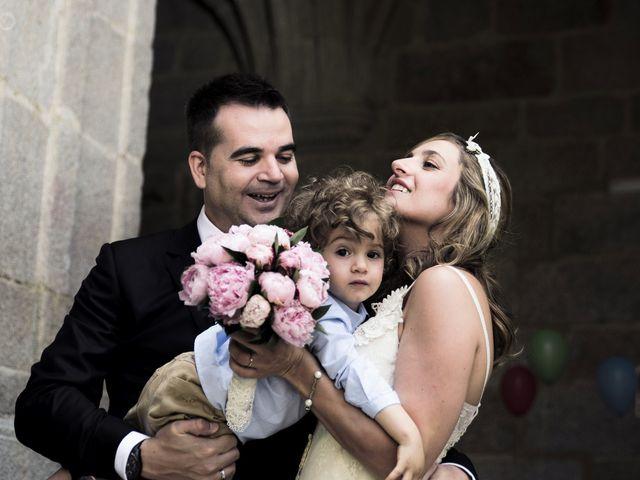 La boda de Toni y Eva en Leiro (Capital), Orense 19