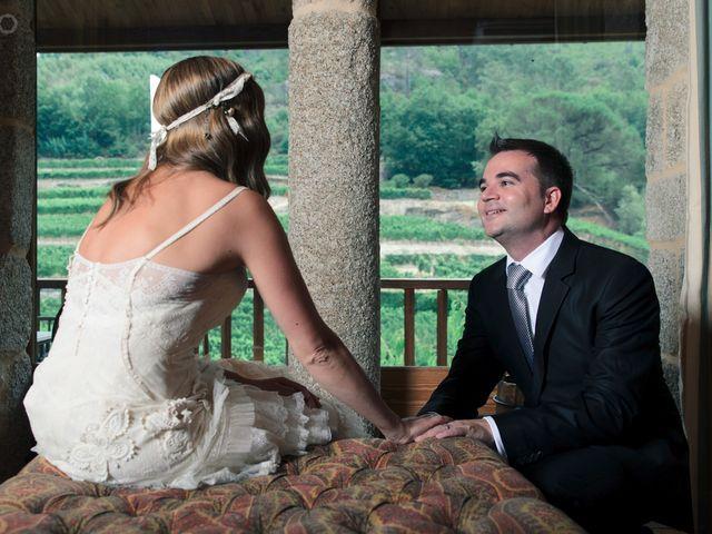 La boda de Toni y Eva en Leiro (Capital), Orense 22