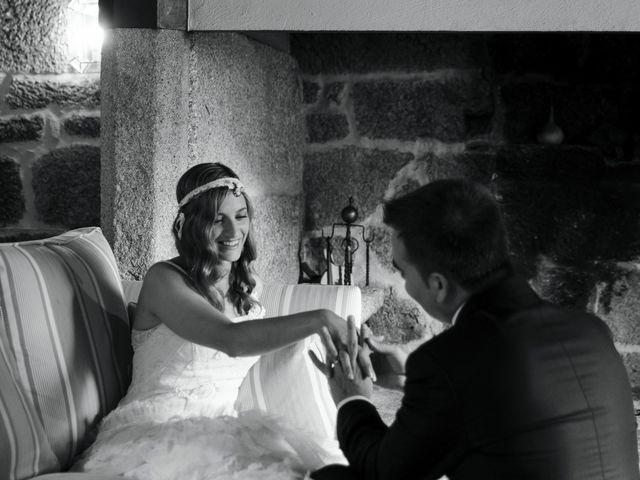 La boda de Toni y Eva en Leiro (Capital), Orense 24