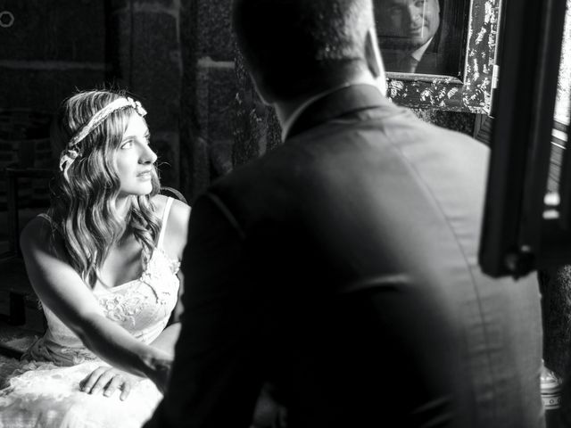 La boda de Toni y Eva en Leiro (Capital), Orense 25