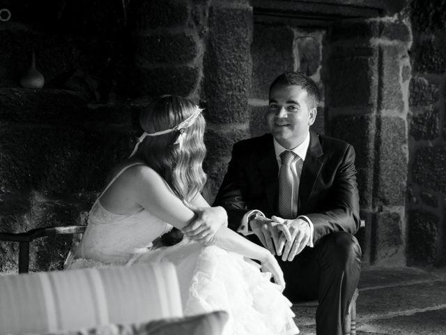 La boda de Toni y Eva en Leiro (Capital), Orense 26