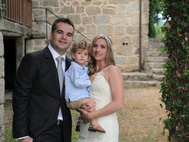 La boda de Toni y Eva en Leiro (Capital), Orense 28