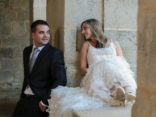 La boda de Toni y Eva en Leiro (Capital), Orense 29