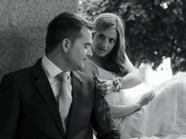 La boda de Toni y Eva en Leiro (Capital), Orense 30