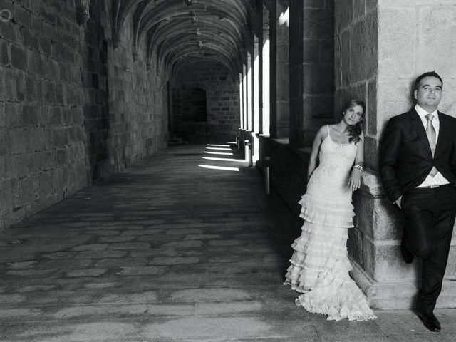La boda de Toni y Eva en Leiro (Capital), Orense 31