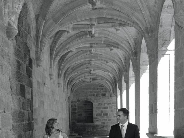 La boda de Toni y Eva en Leiro (Capital), Orense 32