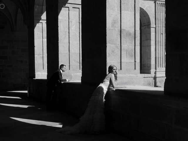 La boda de Toni y Eva en Leiro (Capital), Orense 34