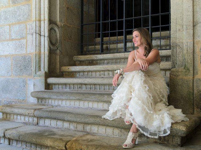 La boda de Toni y Eva en Leiro (Capital), Orense 36