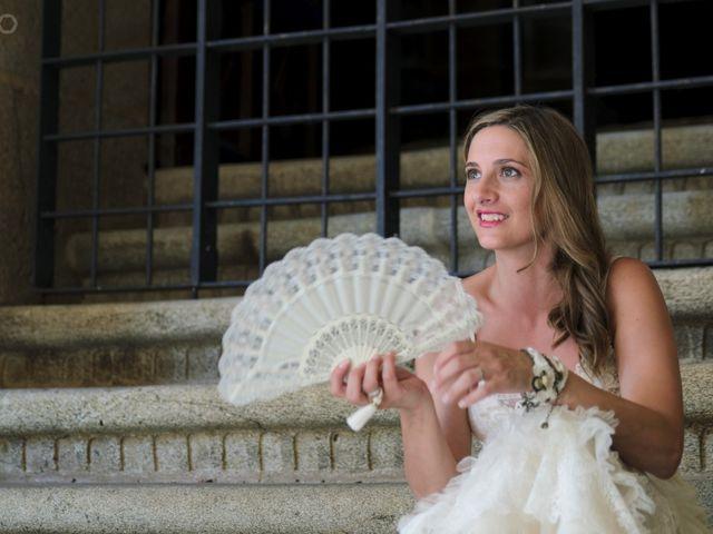 La boda de Toni y Eva en Leiro (Capital), Orense 37