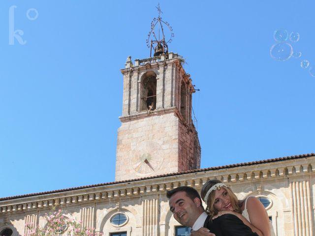 La boda de Toni y Eva en Leiro (Capital), Orense 38