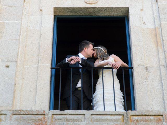 La boda de Toni y Eva en Leiro (Capital), Orense 39