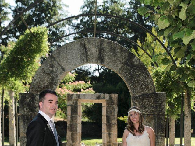 La boda de Toni y Eva en Leiro (Capital), Orense 40