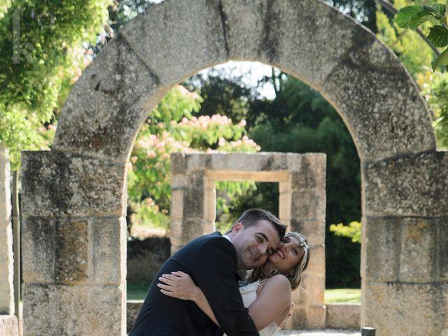 La boda de Toni y Eva en Leiro (Capital), Orense 41