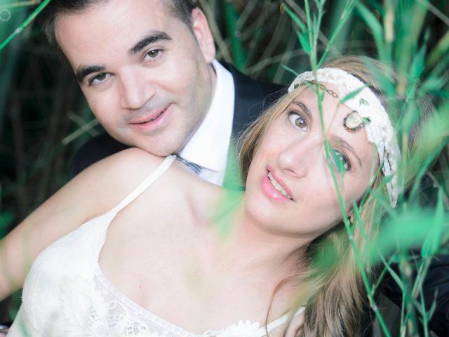 La boda de Toni y Eva en Leiro (Capital), Orense 44