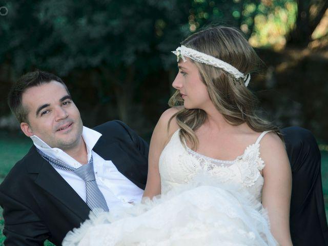 La boda de Toni y Eva en Leiro (Capital), Orense 45