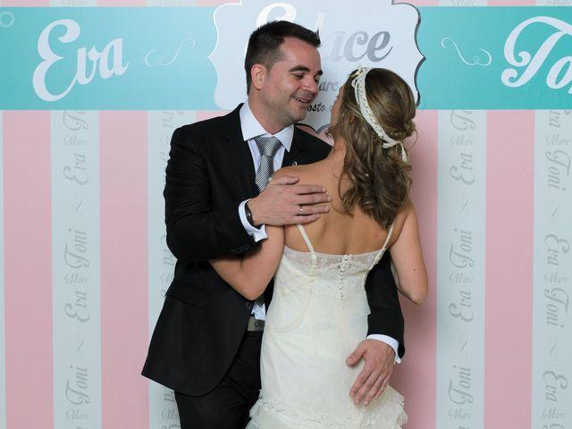 La boda de Toni y Eva en Leiro (Capital), Orense 47