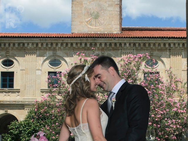 La boda de Toni y Eva en Leiro (Capital), Orense 49