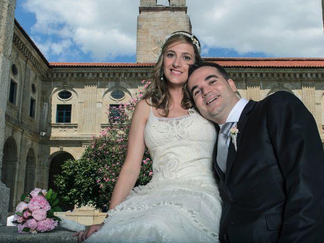 La boda de Toni y Eva en Leiro (Capital), Orense 50