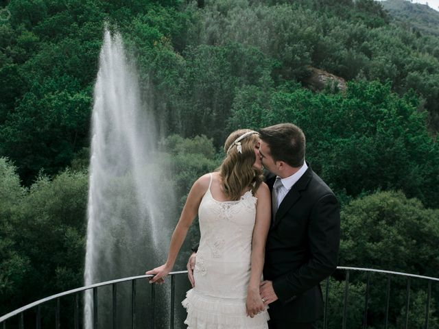 La boda de Toni y Eva en Leiro (Capital), Orense 52