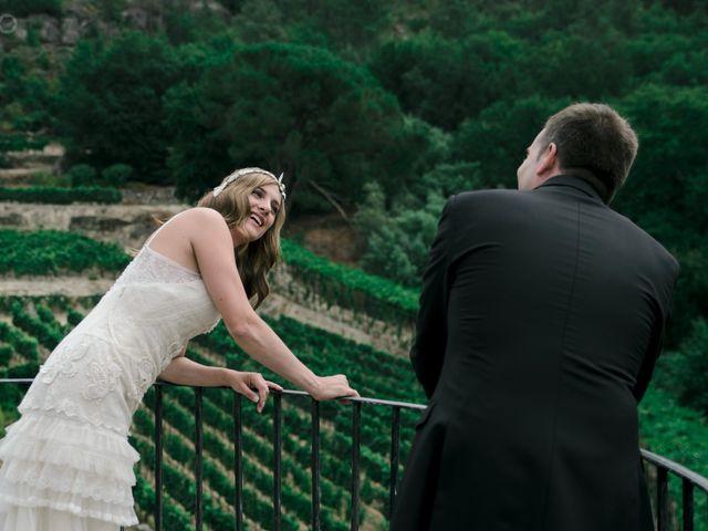 La boda de Toni y Eva en Leiro (Capital), Orense 53