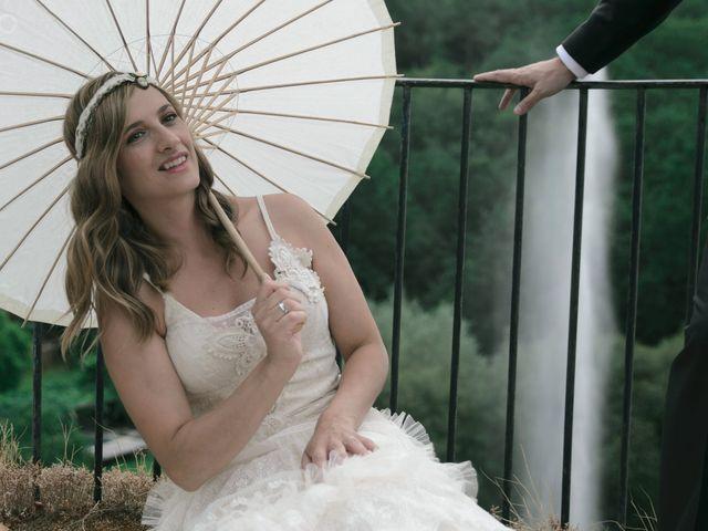 La boda de Toni y Eva en Leiro (Capital), Orense 55