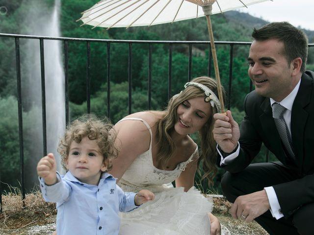 La boda de Toni y Eva en Leiro (Capital), Orense 56