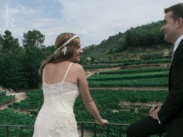 La boda de Toni y Eva en Leiro (Capital), Orense 57